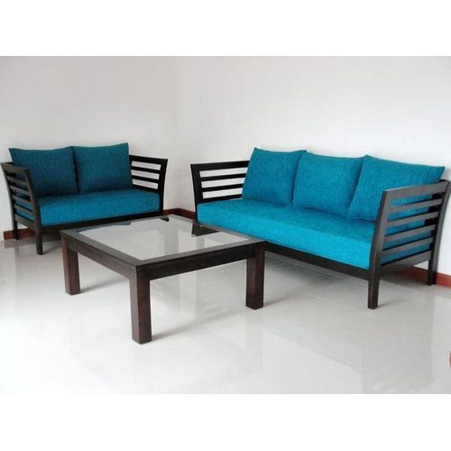 Wooden 5 Seater Sofa Set For Hotel Rs