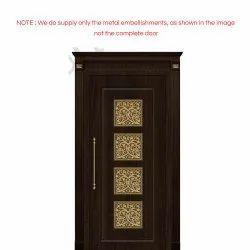 Decorative House Main Door