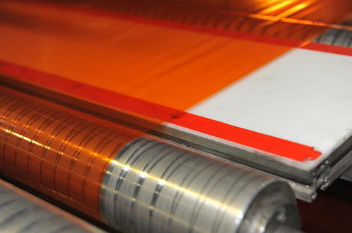 Printed Flexible Laminate For Packaging