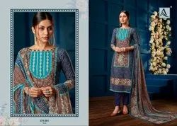 Alok Gulzar Fancy Salwar Suit