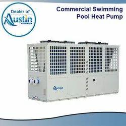 Plastic Austin Commercial Swimming Pool Heat Pump
