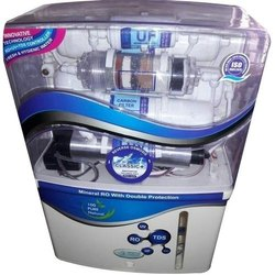 Blue Carbon Filter Anima Classic Plus RO Purifier for school