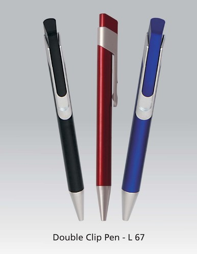 Clip Pen for Promotional, Packaging Type: Box