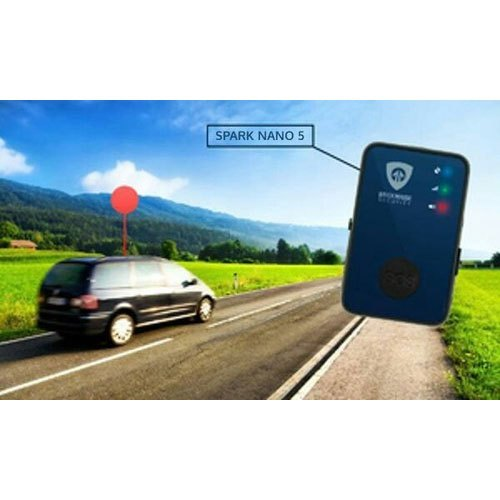 GPS Car Tracker, Screen Size: 4.3 inch