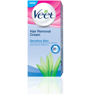Veet Hair Removal Cream For Sensitive Skin Veet Hair Remover