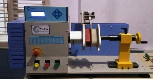Semi Automatic Inverter Transformer Winding Machine Rs