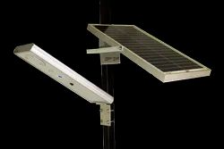 Two In One Integrated Solar Street Light