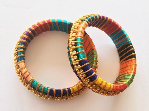 fashion indian bangles brown