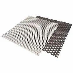 Aluminum Perforated Plate Flooring