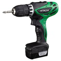 Cordless Drill 10.8V Ds10dfl  : Hitachi