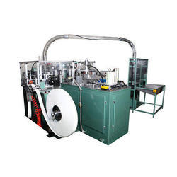 Ultrasonic High Speed Paper Cup Machine