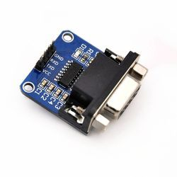 RS232 to TTL Serial Port Converter Module DB9 Connector