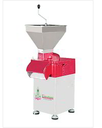 SRI LAKSHMI FOOD MACHINES RED AND SILVER Vegetable Cutting Making Machine 300kg, for Restaurant and Catering Services