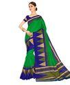 Jute Silk Saree