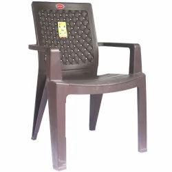 Plastic Arm Chair