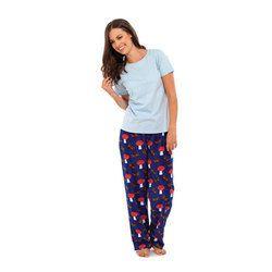 e5778eb565b9 Printed Full Length Womens Night Dress, Rs 200 /set, VP Knit ...