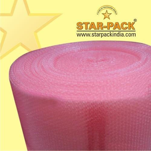 ESD Pink Bubble Roll