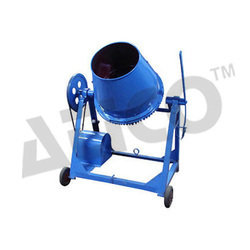 Concrete Mixer (Laboratory)