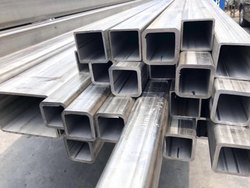 Stainless Steel Rectangular Pipe 316L