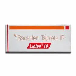 Liofen 10 Tablet