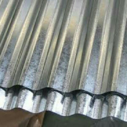 Galvanized Corrugated Iron Sheets