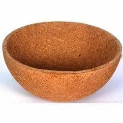 Stylish 12 inch Coir Hanging Basket