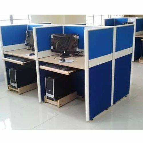 Office Workstation Desking System Superb Desking System ऑफ स वर कस ट शन क र य लय क वर कस ट शन Womenz Modular Designers Private Limited Hyderabad Id 11927616933