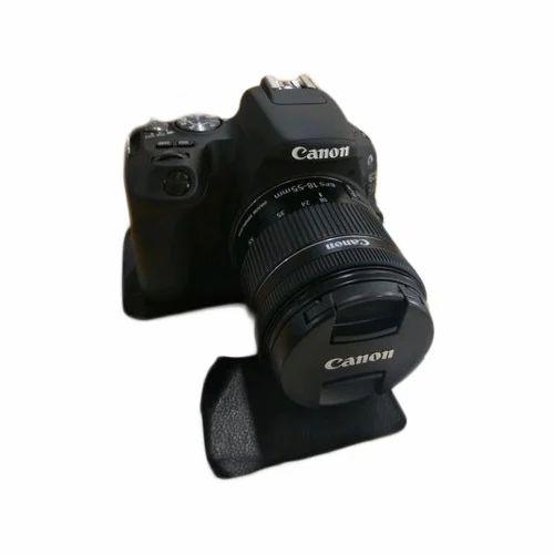 Canon Black DSLR Camera, Model: EOS 200D, J P Digital Media India