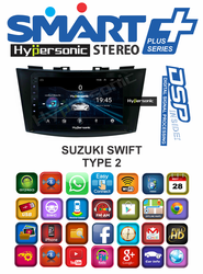 Hypersonic Old Swift Stereo Multimedia System