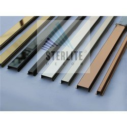 Sterlite Metal and Tubes Stainless Steel T Profile