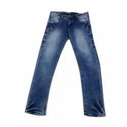 MAS Jens Mens Fadded Jeans, Waist Size: 34