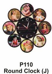 Round Clock k (P-110)