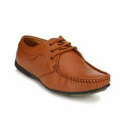 Men's Leather Fancy Casual Shoes, Size: 6-10