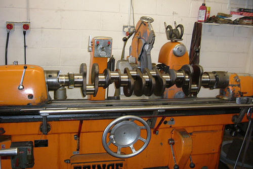 Crankshaft Grinding Services