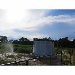 Horticulture Prefabricated Steel Water Tanks