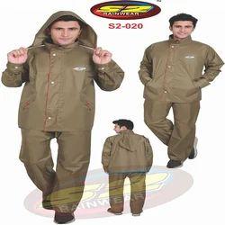 S2-020 Polyester Rain Coat