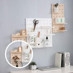 Plastic High Strength Wall Mounted Rack for Home
