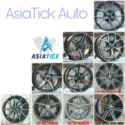 Alloys Mag Wheels For All Cars