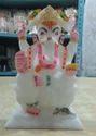Marble Ganesha Murti Art