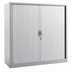 Tambour Door Office Filing Cupboard CTD132