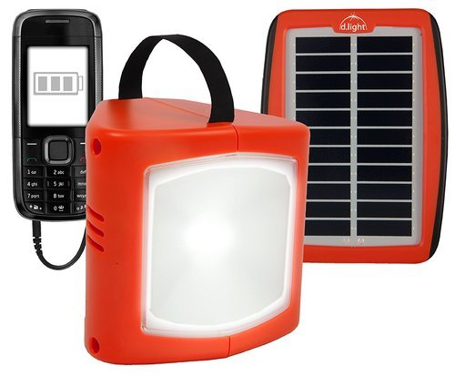 Solar Lamp D Light S300 Solar Light And Mobile Charger