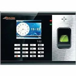 Realtime T52 Color Screen Attendance Recorder Access Control System