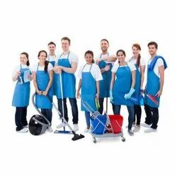 Male Housekeeping Staff services