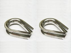 Stainless Steal Wire Rope Thimbles