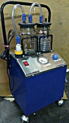 Suction Machine 1/4 HP motor Full Copper