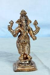 Panchaloha Lord Ganesha 12 Inches