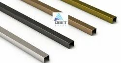 304 Inner and Outer Tile Stainless Steel Profile