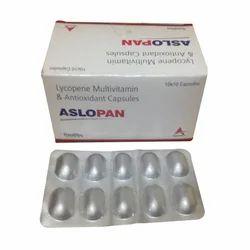Lycopene Multivitamin & Antioxidant Capsules