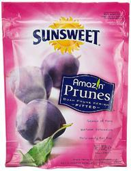 Sunsweet Pitted Prunes, 200g