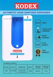 Contact Less Automatic Sanitizer Dispenser